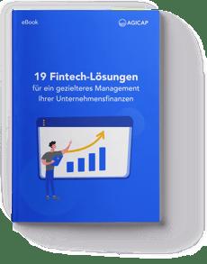 [eBook] 19 Fintech Lösungen für Ihr Unternehmen - Finanzmanagement Lösungen